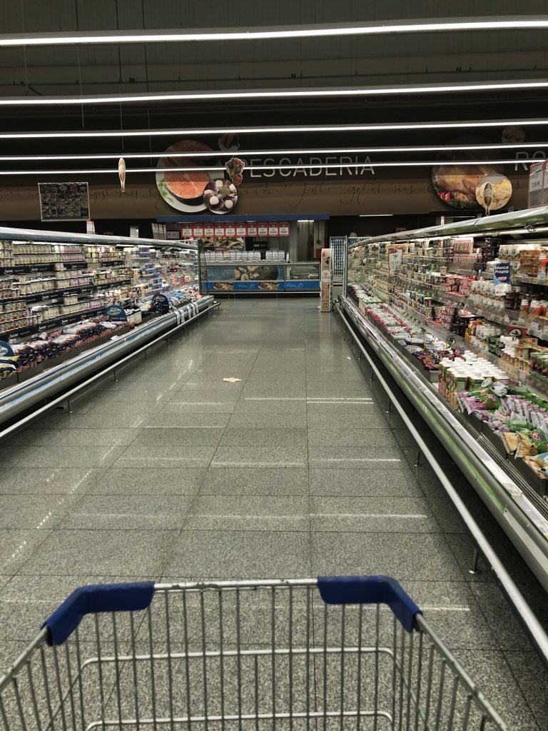Gasto en productos lácteos
